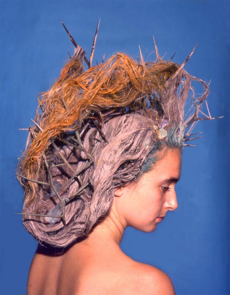 Pin by Claudio Barbetti on Hair Sculpture by Terry Niedzialek Pinte ...