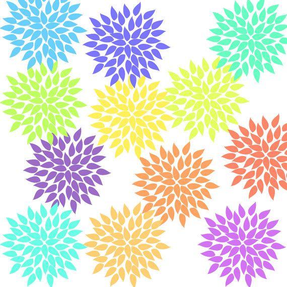 ... DOWNLOAD 12 Pastel Hydrangea Clip Art, Flower graphics -Clipa