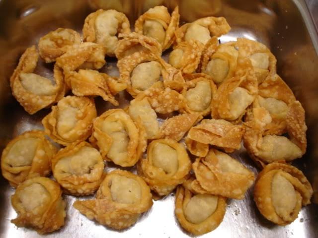 crispy wontons | Appetizers | Pinterest