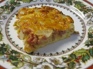 Southwestern Egg Bake | low carb recipes | Pinterest