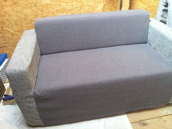 Slipcover For Klobo Sofa From Ikea Strong Upholstery Cotton Fabri