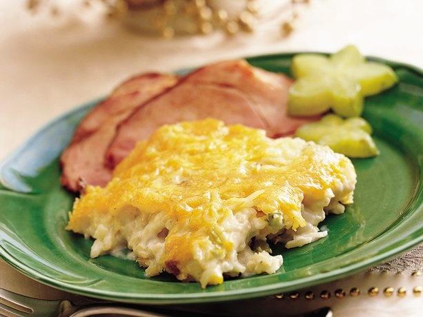 Hash Brown Potato Bake | Recipe