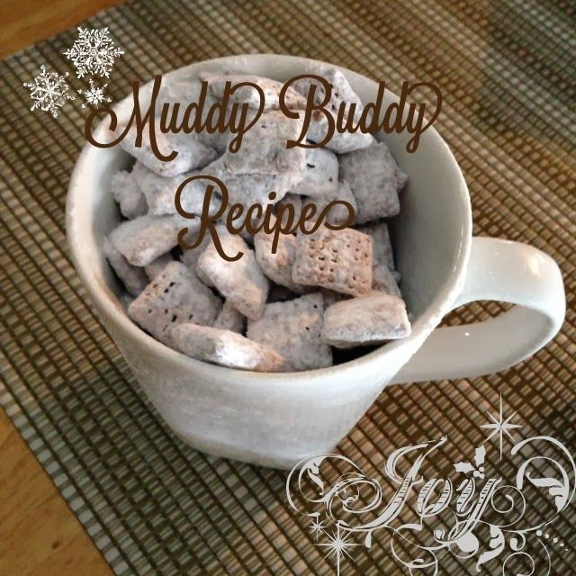 ... by Scrapbook Cottage & Tea Room on Chex Mix - Muddy Buddies | Pin