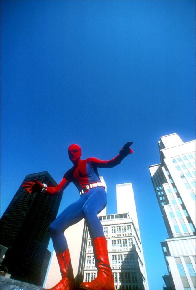 1970s TV Spider-Man Nicholas Hammond | TV Superheroes ...