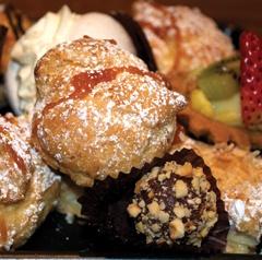 Ca' Momi Enoteca at Oxbow Public Market in Napa, CA #sweets