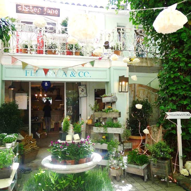 El jard n secreto madrid pinterest for Cafe el jardin secreto