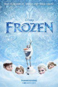 Disney's Frozen Let It Go