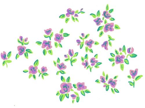 Violets prints charming pinterest