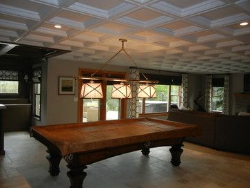 drop ceiling ideas basement ideas pinterest
