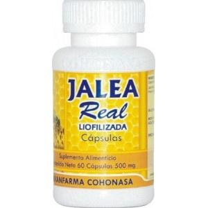 jalea real liofilizada: