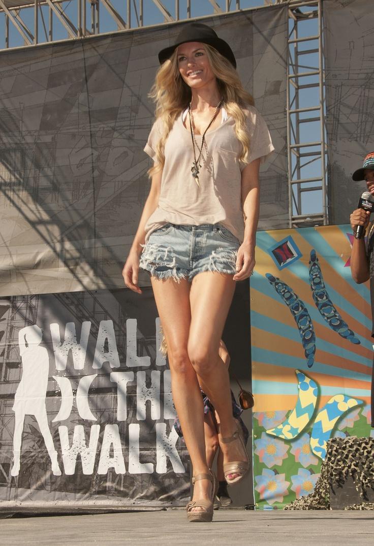 Marisa Miller – 2011 Hurley Walk The Walk National Championship 04.08.11