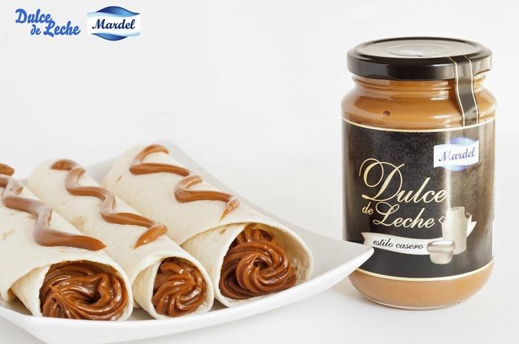 Pin by Dulce de Leche Mardel on Postres con dulce de leche ♡ | Pinte ...