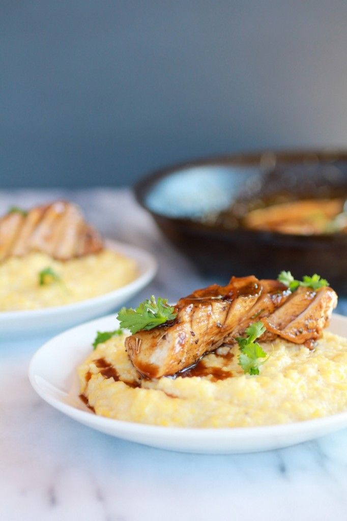 creamy goat cheese polenta the pioneer woman creamy polenta with goat ...
