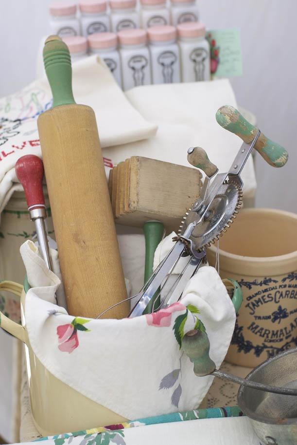 Vintage Kitchen Utensils For The Home Pinterest