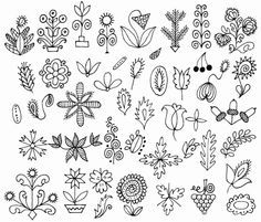 ukrainian egg patterns - Google Search