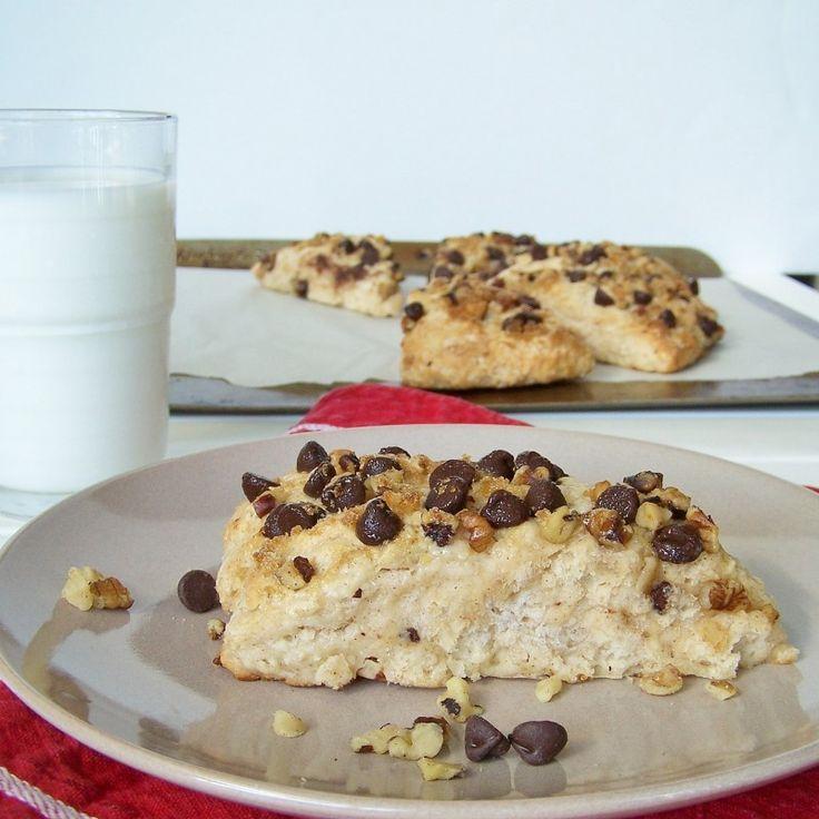 Banana Bread Scone Best | Baked Goods at their Best! | Pinterest