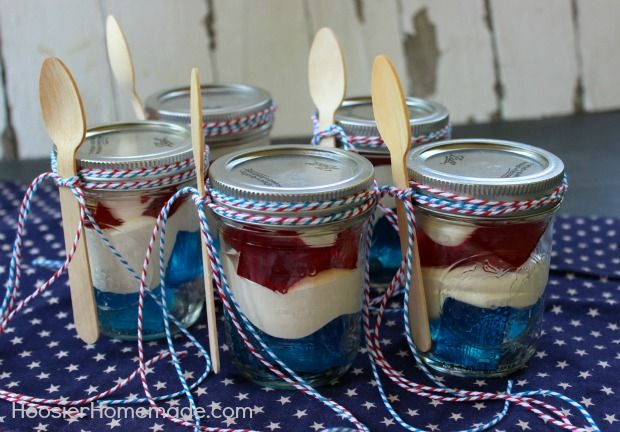 4th july parfait recipe