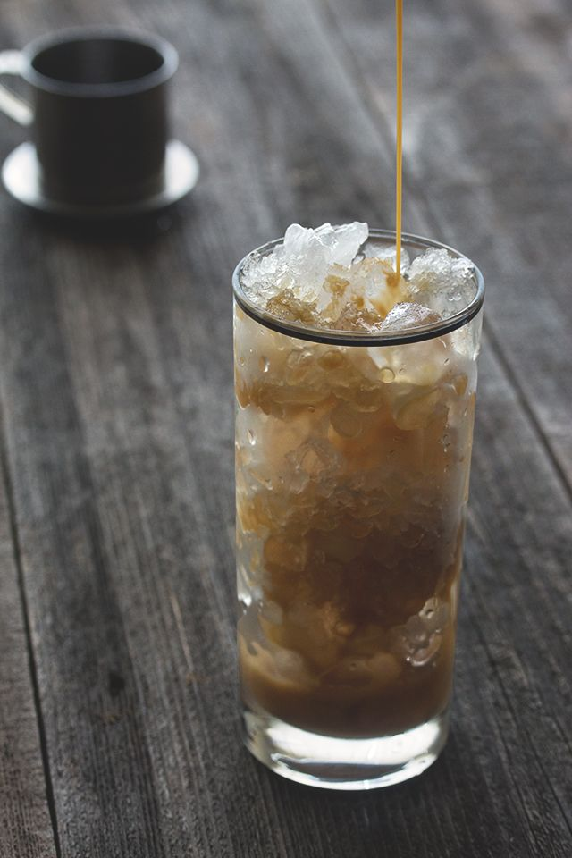 Vietnamese Iced Coffee | One day I will open a Coffee shop | Pinterest