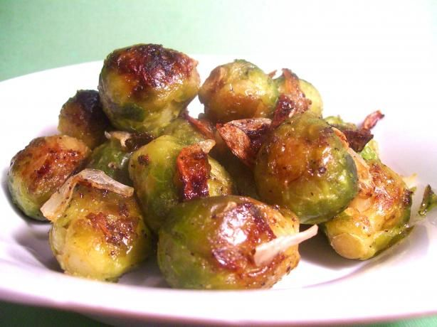 ultimatethanksgiving Roasted Brussels Sprouts and Red Onions from ...