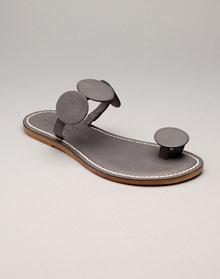 Moon flat sandal-Bernardo