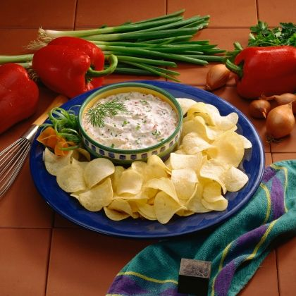 Clam Dip | Appetizers & Game Day Food | Pinterest