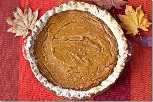Suzanne's Old Fashioned Pumpkin Pie With Bourbon Whipped Cream Recipe ...