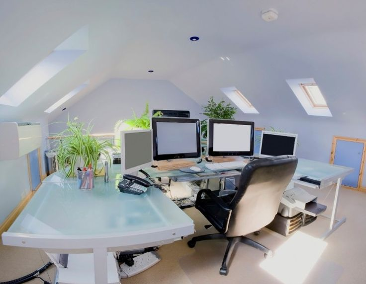 Home office modern home office ideas pinterest for Home office design 10x10