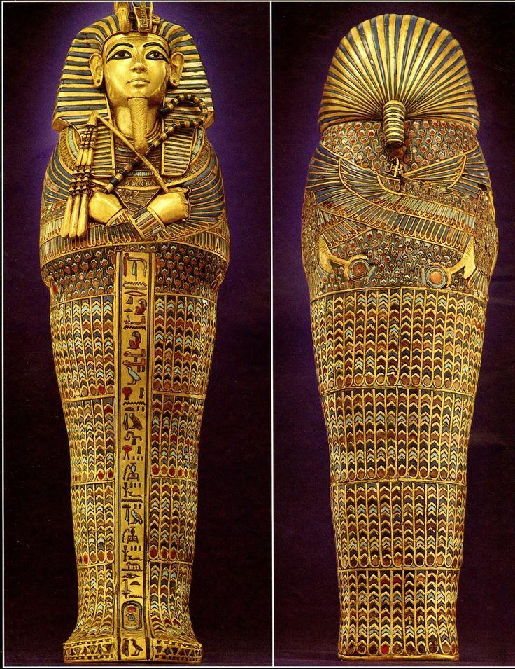 Tutankhamun Front/Back