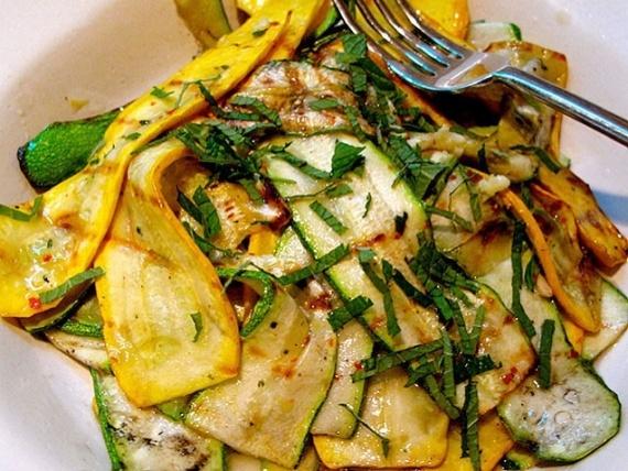 Spicy Grilled Zucchini | Zucchini, Squash & Eggplant Recipes ...