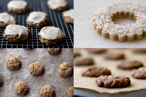 Sante's Hermits, Limoncello Macaroons, Itsy Bitsy Chocolate Chip ...