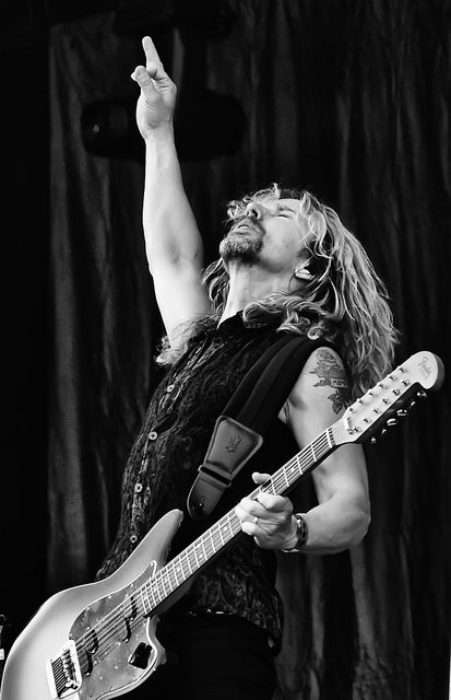 Tommy Shaw, Styx by - bjornsphoto -, via Flickr