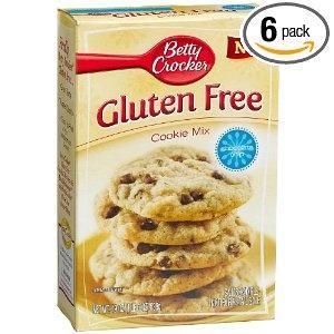 Betty Crocker Gluten Free Cookie Mix - tried these tonight! THEY ROCK ...