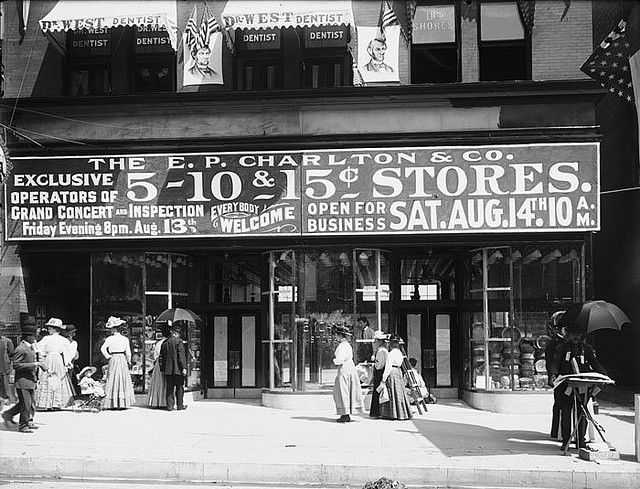Pin by cheryl plummer on old general stores and diners Five and dime stores history