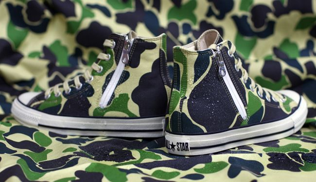 mita sneakers x Converse All Star TYO Custom Made Hi