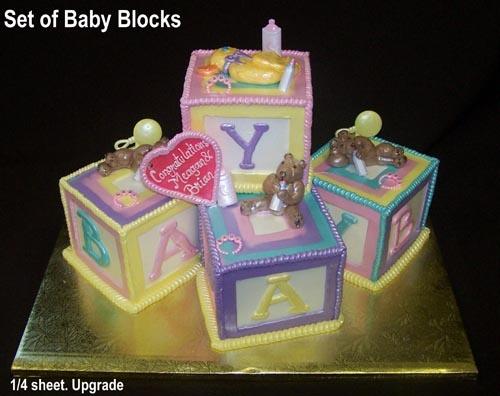 Baby Shower Cake: Los Angeles Wedding Cakes | Orange County Cakes ...