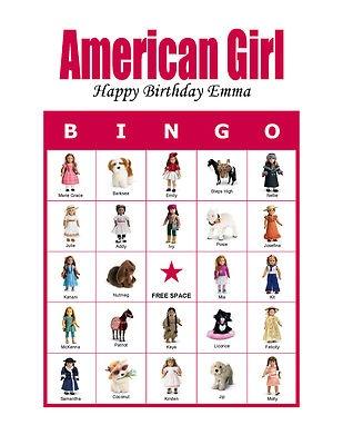 american bingo games
