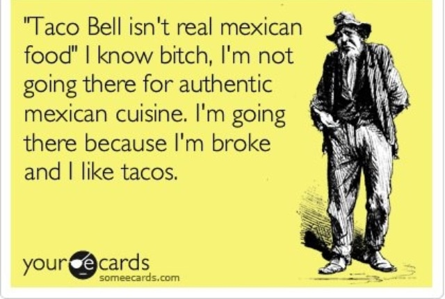 Quotes About Tacos. QuotesGram