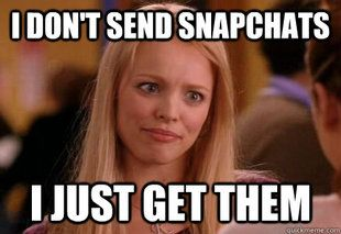 Snapchat for Millennials