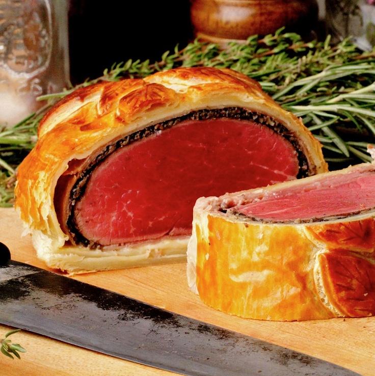 Classic Beef Wellington #Recipe | Crockpot Recipes | Pinterest