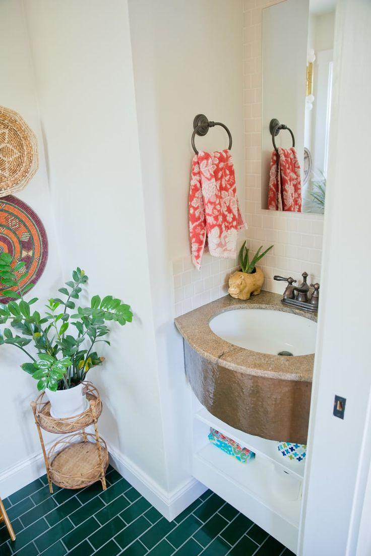 Pinterest bathroom ideas