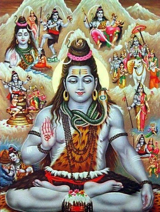 hindu god shiva religious pinterest