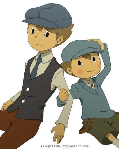 professor layton thesis suggestions sought