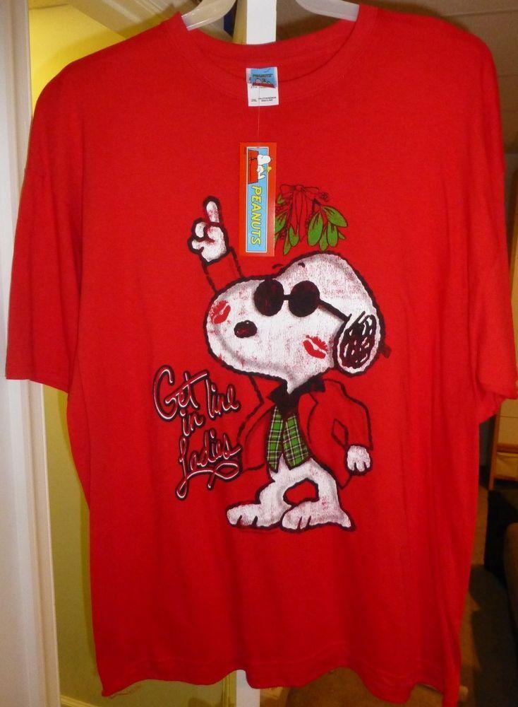 Snoopy joe cool christmas