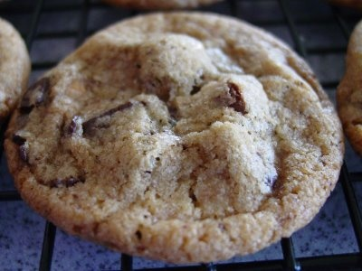 Dark Chocolate Toffee Cookies | Cookie Love | Pinterest