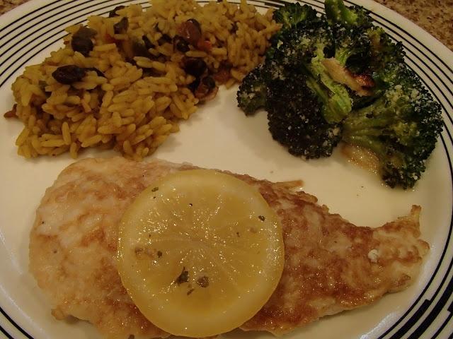 Lightened-Up Chicken Francese | UltraWellness Board: One Body, One Li ...