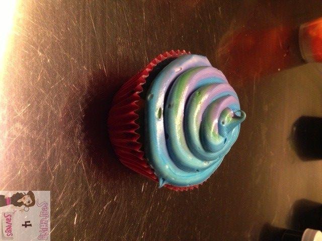 Unicorn Poop Cupcakes   DIY   Pinterest Unicorn Poop Cupcakes