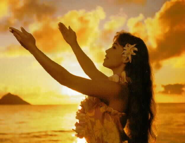 Aloha! Even danced The Hula at a Hukilau