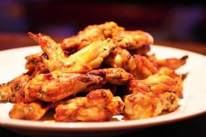 Baked Chicken Wings - I finally made these and they were great! I had ...