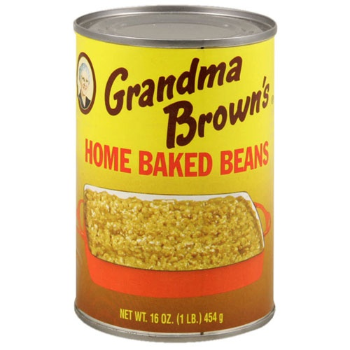 Grandma Brown's, located in Mexico, NY, has been selling baked beans ...
