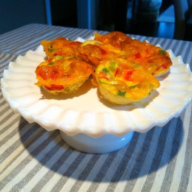 Gluten-Free Mini Quiches | Gluten-Free Recipes | Pinterest